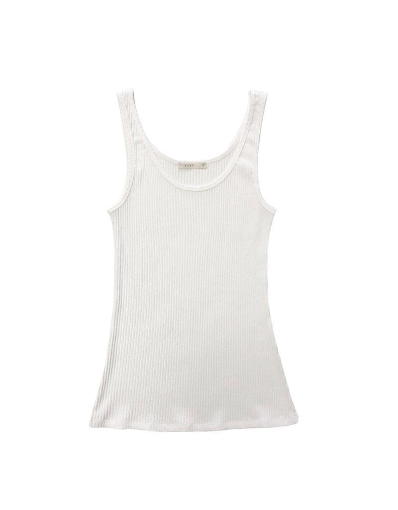 6397 6397 Luiza Tank White