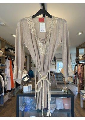Vanita Rosa Kate Beige Dress