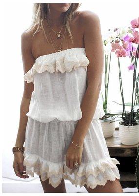 Vanita Rosa Kanelle Dress
