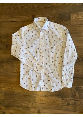 Tintoria Mattei Hot Air Balloon Button Down