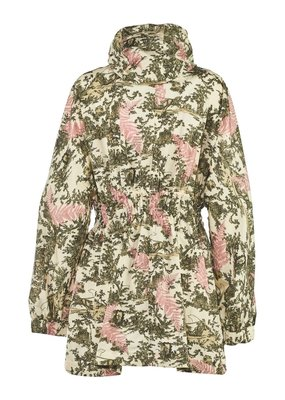 Bazar Deluxe Printed Short Jacket