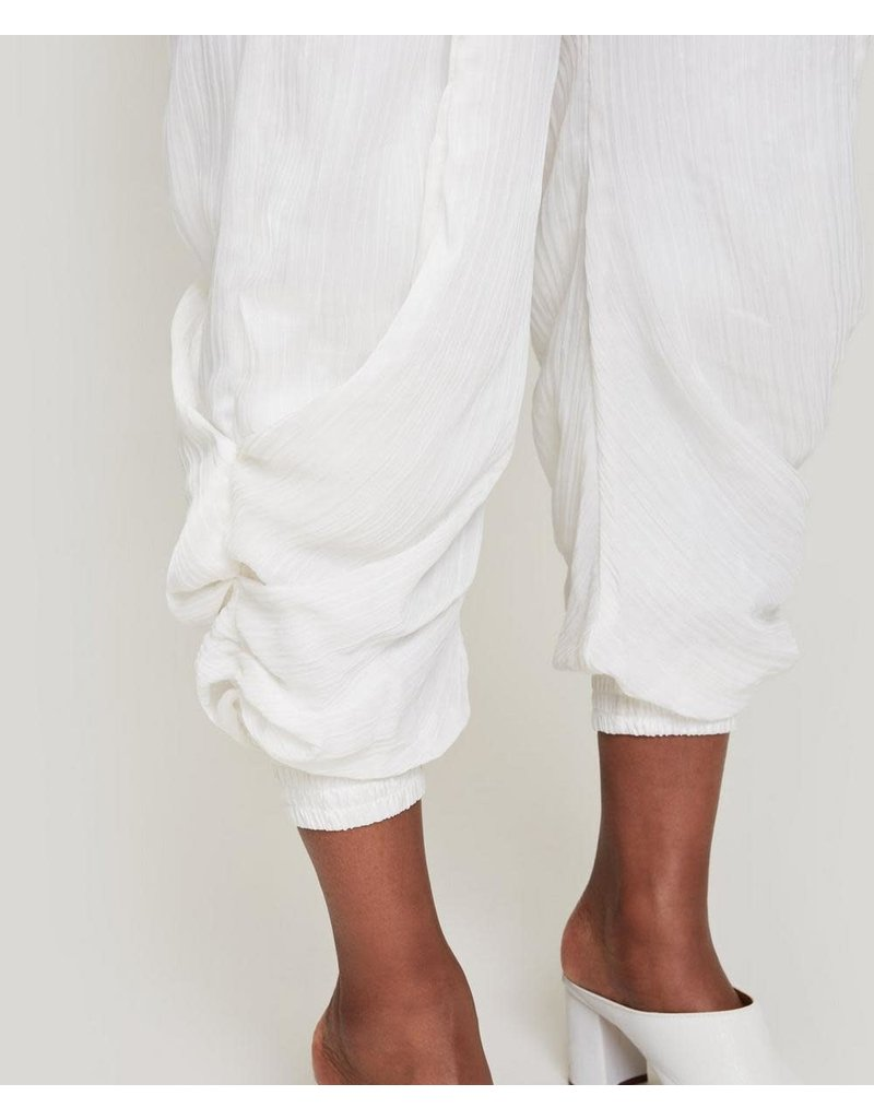 Clu Clu lounge pants with drape detail