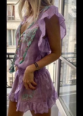 Vanita Rosa Joe Dress Lila