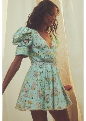 Hemant & Nandita Miyu Short Dress