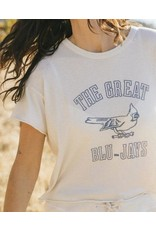 The Great The Great Blue Jay Crop Top