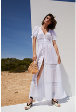Charo Ruiz Charo Ruiz Thelma Dress White