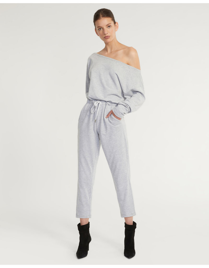 Marissa Webb Marissa Webb Marlo Drop Shoulder Knit Jumpsuit
