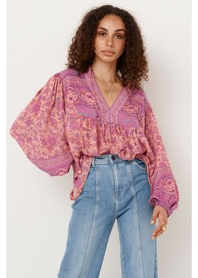 Spell And The Gypsy Folk Song Blouse