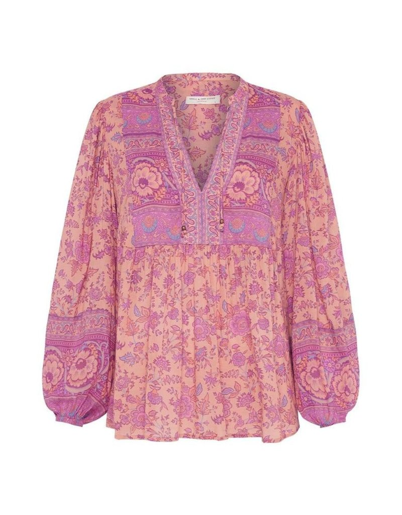 Spell And The Gypsy Spell And The Gypsy Folk Song Blouse