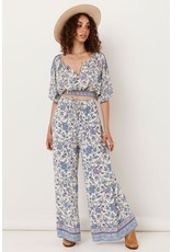 Spell And The Gypsy Spell And The Gypsy Folk Song Cropped Blouse