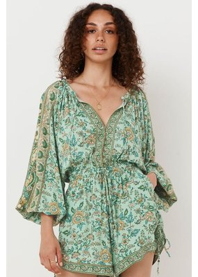 Spell And The Gypsy Folk Song Romper