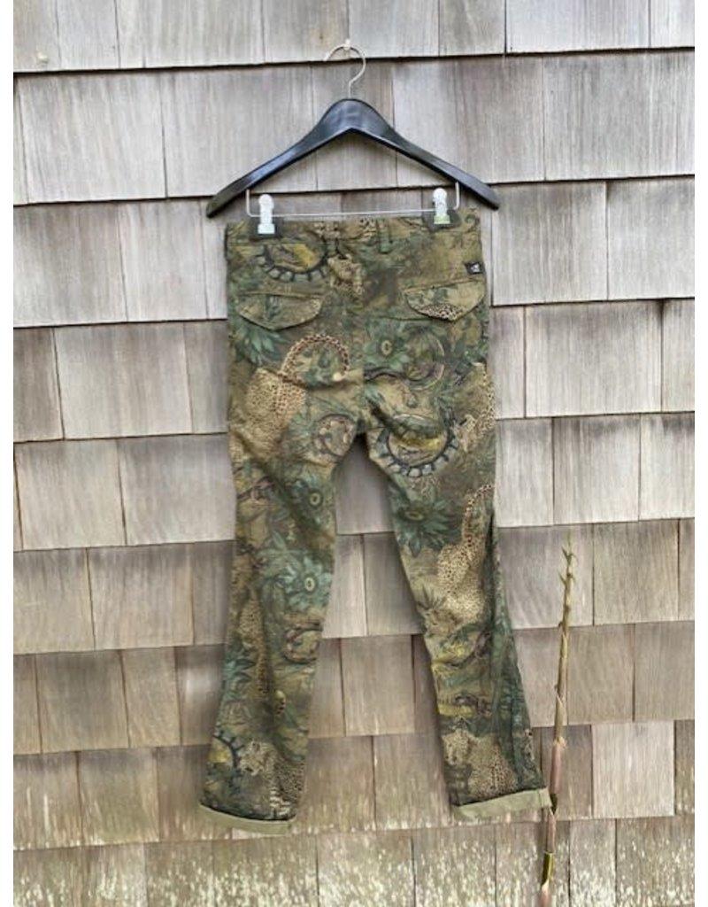 Masons Masons Eisenhower Slim Pant