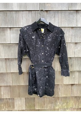 Noam Jeannie Snap Down Shirt Dress