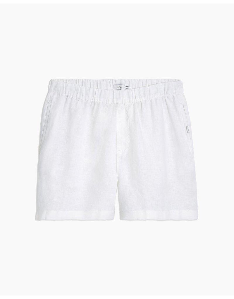 Onia Onia Home Shorts White