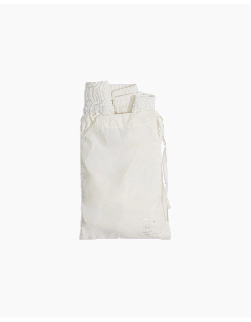 Onia Onia Nylon Crinkle Short White