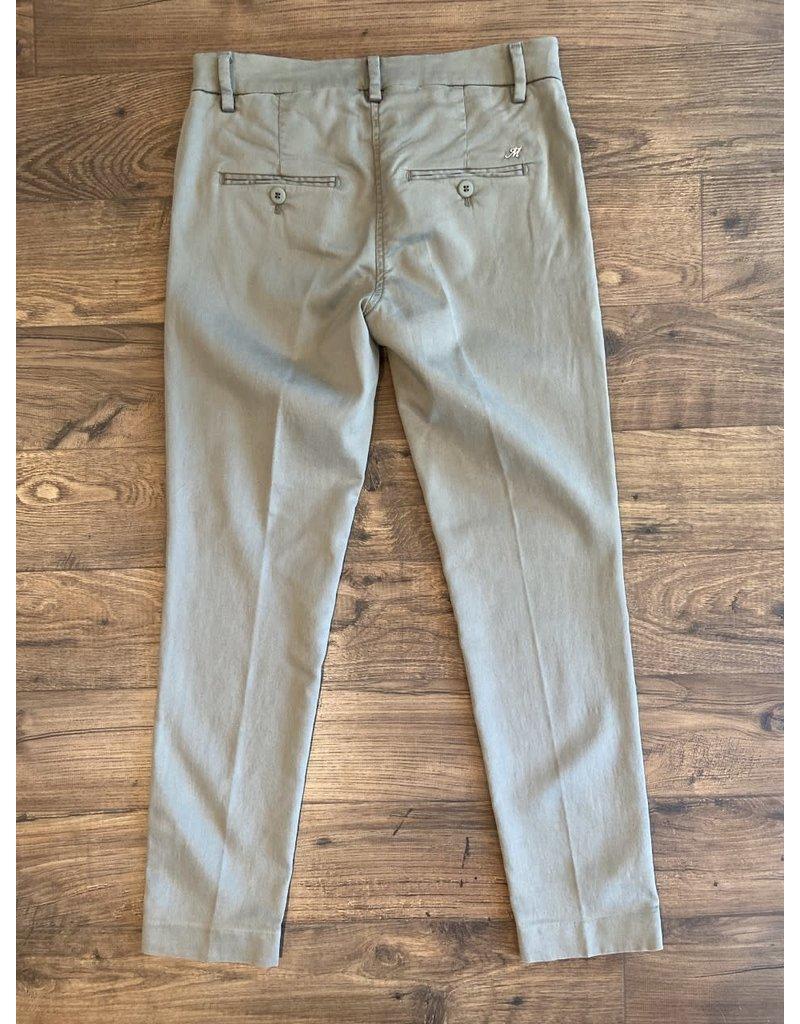 Mason's Mason's NY Slim Jersey Pant