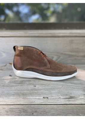LO.WHITE High Top Shoe