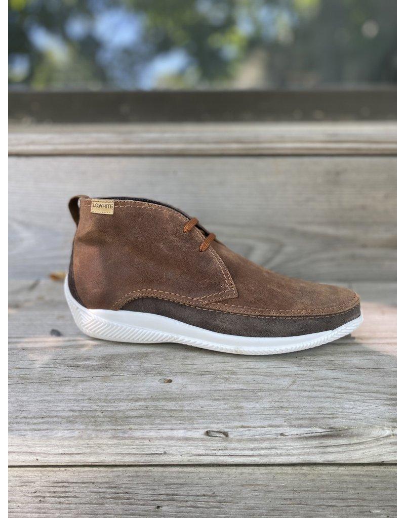 LO.WHITE LO.WHITE High Top Shoe