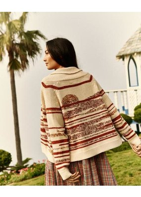 The Great The Landscape Lodge Cardigan