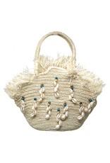 Sensistudio Sensistudio La Conchita handbag