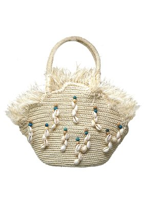 Sensistudio La Conchita handbag
