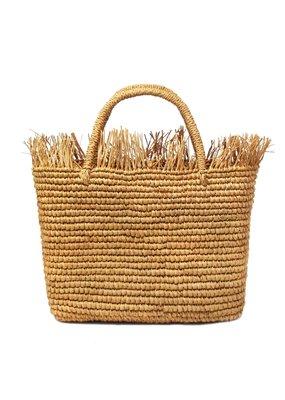 Sensistudio Canasta Mejicana baby handbag