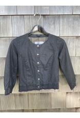 Di Bello Di Bello Sierra Lavata Leather Jacket