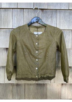 Di Bello Sierra Lavata Leather Jacket