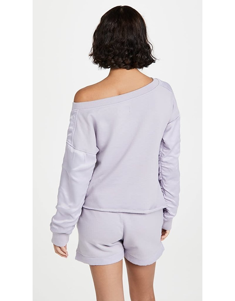 RTA RTA Alessia Cropped Sweatshirt