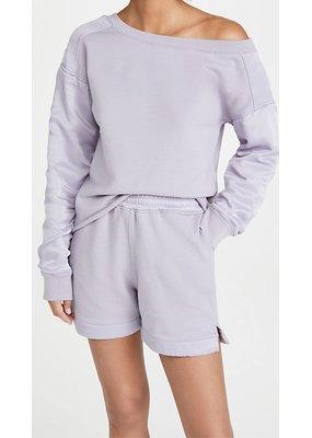RTA Alessia Cropped Sweatshirt