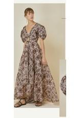 Beatriz Camacho Beatriz Camacho Lahaina Trian Dress