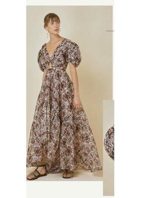 Beatriz Camacho Lahaina Trian Dress