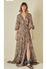 Beatriz Camacho Beatriz Camacho Lanai L/S Dress