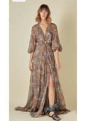 Beatriz Camacho Lanai L/S Dress