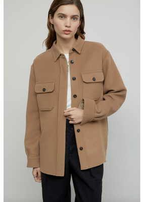 Closed Doubleface Overshirt