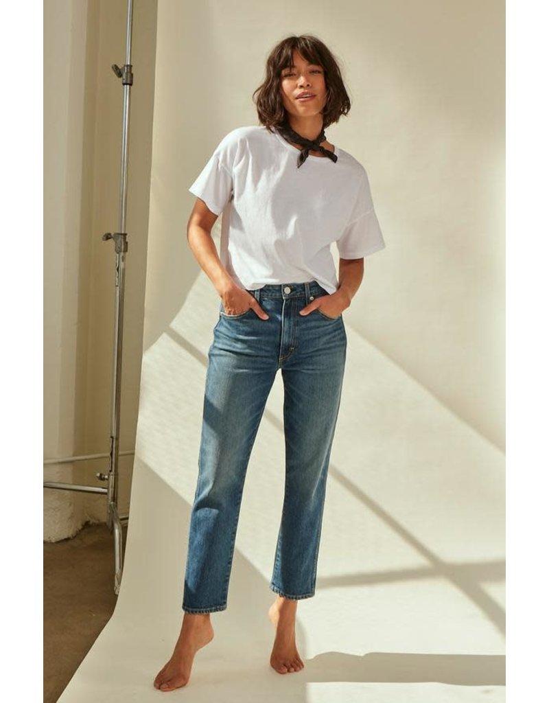AMO Amo Chelsea Crop Jean