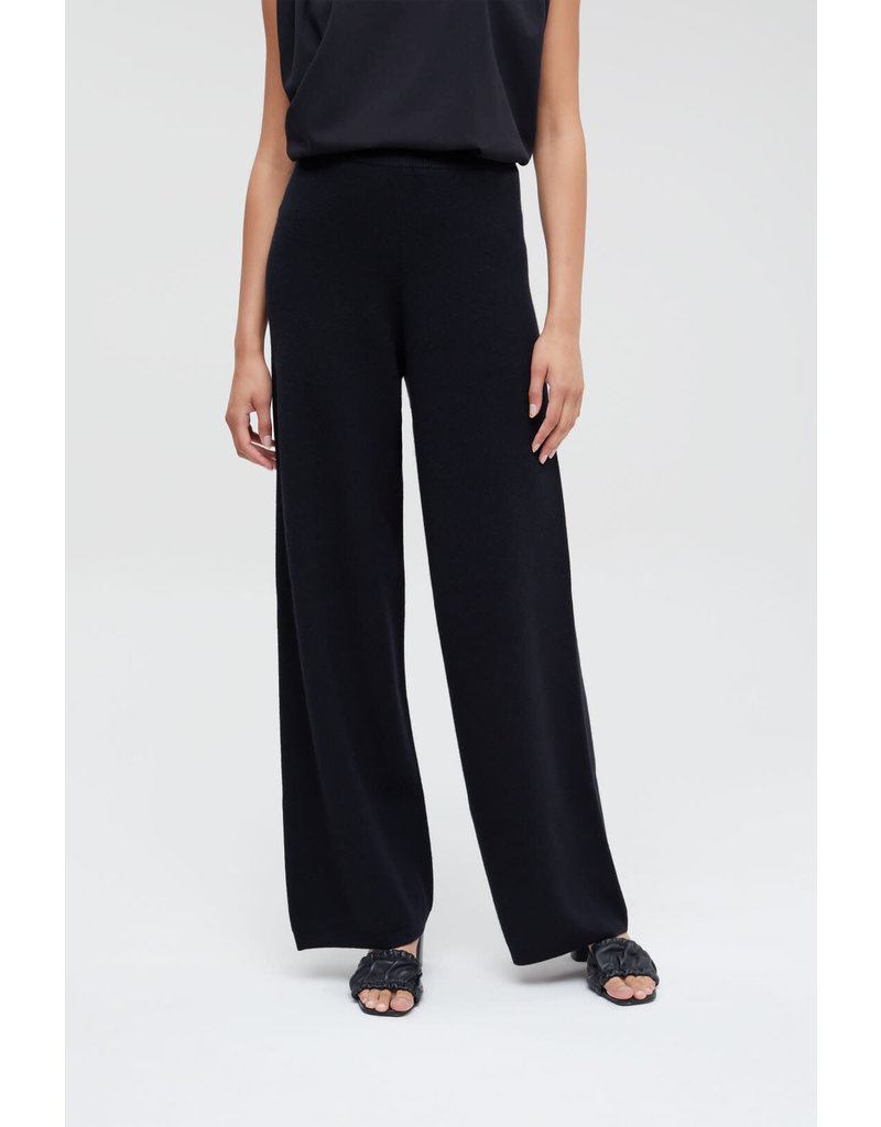 Closed Closed Knitted Pants Black