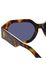 Linda Farrow Linda Farrow Irene Angular Sunglasses