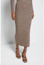Jonathan Simkhai Jonathan Simkhai Ashton Compact Rib Skirt