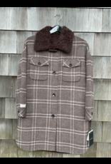 Suprema Suprema Cappotto Fabric Coat