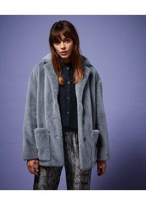 Hartford Hartford Vlapy Faux Fur Jacket