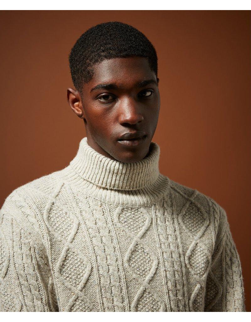 Hartford Hartfort Donnegal Cable Knit Pullover