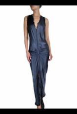 Jaga Jaga Murano Dress Dark Grey