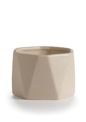 Illume Tonka Noir Dylan Ceramic Candle