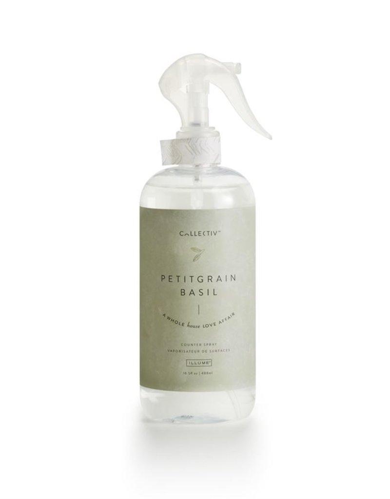 Illume Basil Counter Spray