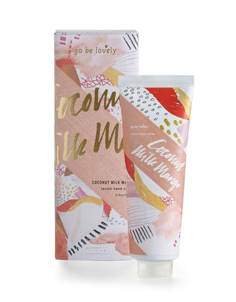 Illume Coconut Milk Mango Boxed Hand Cream