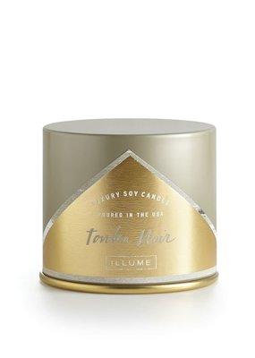 Illume Tonka Noir Vanity Tin Large