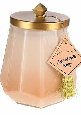 Illume Illume Candle Coconut Milk Mango Laurel Glass