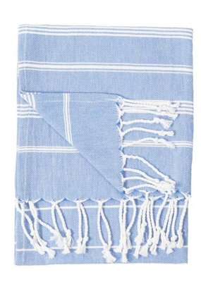 Sultan Turkish Hand Towel - Azure