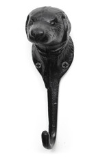 Dog Head Black Hook